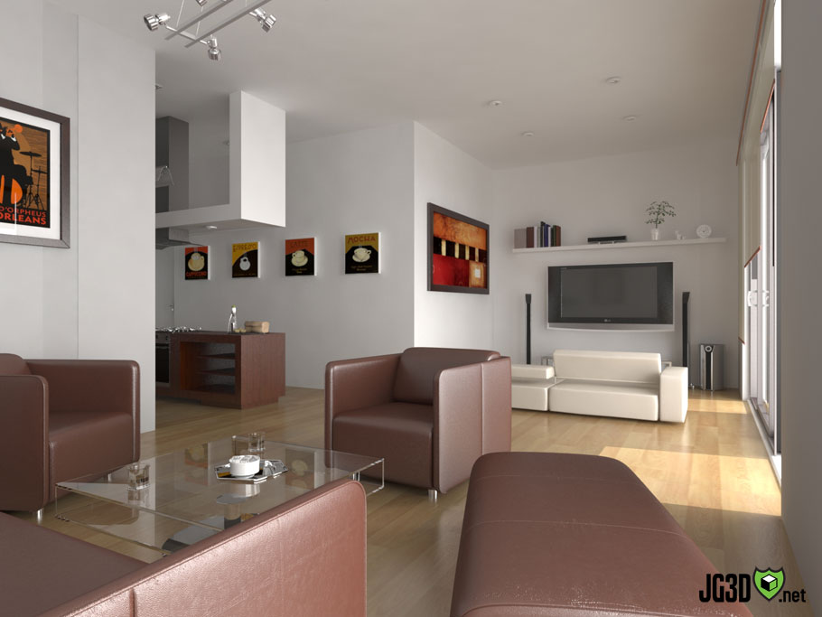 Image of 3D Interiors